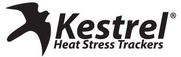KestrelHeatStressTrackers