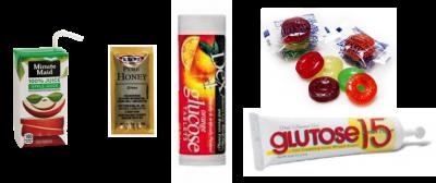 Glucose Sources