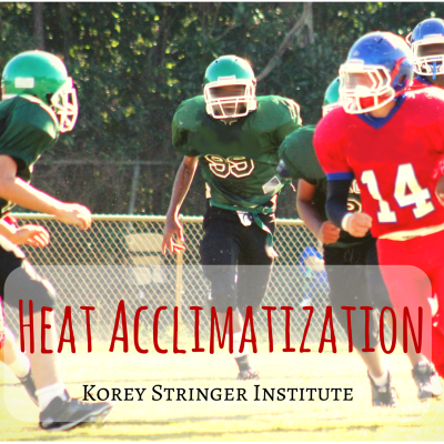 Heat Acclimatization