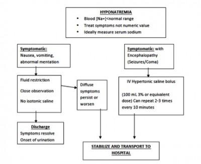 Hyponatremia Algorithm