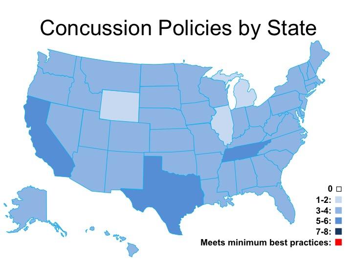 Concussion Map