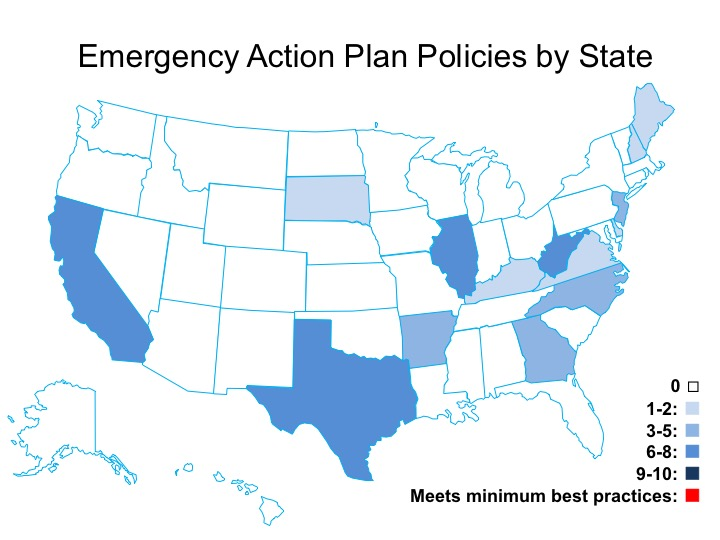 Emergency Action Plan Policies | Korey Stringer Institute