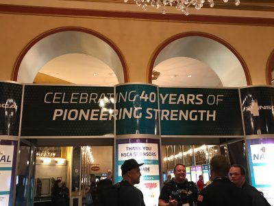 NSCA 40th Annual National Conference | Korey Stringer Institute